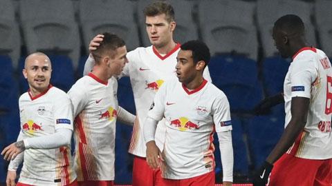 Leipzig vẫn ổn khi không còn Werner