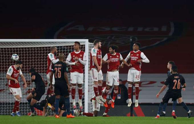 Man City có thể bị nhiễm Covid-19 từ trận đấu với Arsenal