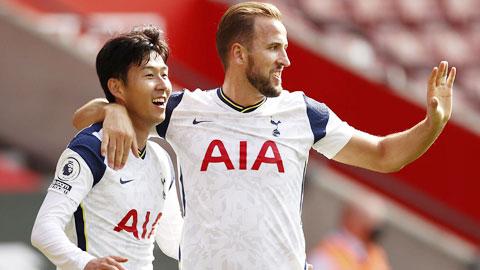 Khi Tottenham  quá kém ở cuối trận
