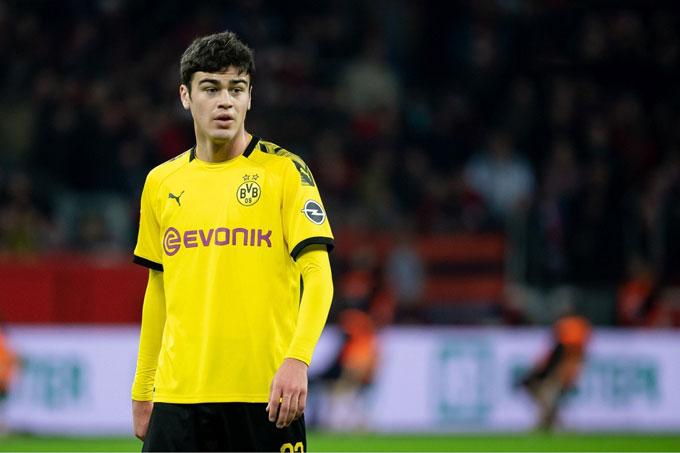Reyna sẽ là trụ cột của Dortmund trong tương lai gần