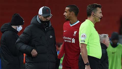 HLV Klopp báo tin buồn sau trận Liverpool hòa Newcastle