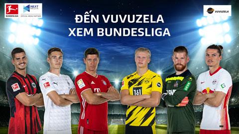 Next Media bắt tay với Vuvuzela trong việc trình chiếu Bundesliga tại Việt Nam