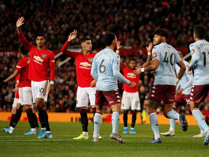 Man United được dự đoán sẽ giải mã hiện tượng Aston Villa