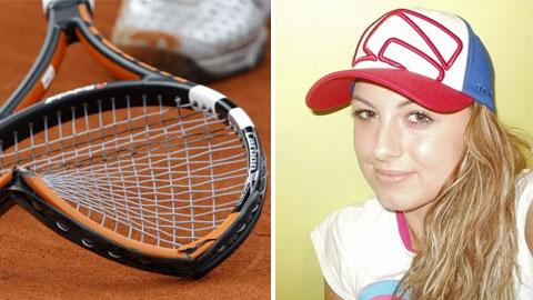 Kiều nữ quần vợt dính án nặng vì bán độ