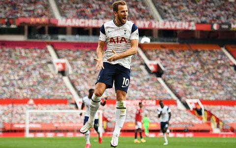 Nếu không thể giành các danh hiệu, Tottenham có thể sẽ không giữ được Kane