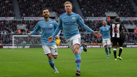 Chelsea vs Man City: Chờ De Bruyne lên tiếng