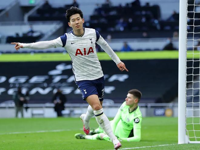 Có thể khẳng định rằng, Son Heung-Min là cầu thủ châu Á hay nhất trong lịch sử Premier League tính đến nay