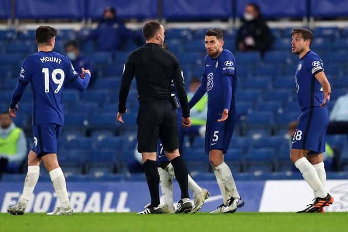 Chelsea của Lampard đang lâm nguy