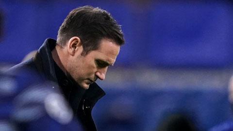 Chelsea còn bao nhiêu kiên nhẫn với Lampard?