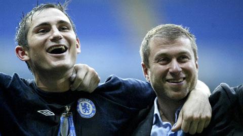 Chỉ có Abramovich mới là người quyết định tương lai của Lampard
