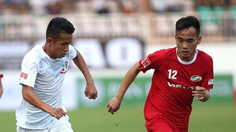 Bình Định mượn thành công 4 cầu thủ từ Viettel