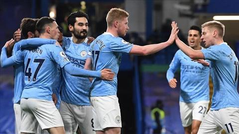 Man City là ứng cử viên số 1 cho chức vô địch Ngoại hạng Anh
