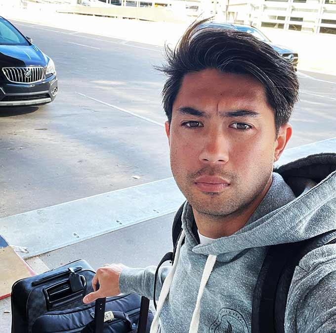 Lee Nguyễn bắt đầu về Việt Nam