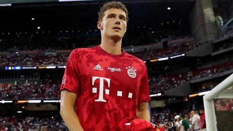 Benjamin Pavard, từ người hùng Bayern thành con số 0