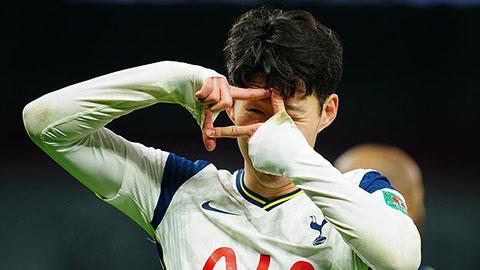 Tottenham: Son sắp được 'chung mâm' với Kane