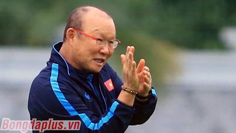 HLV Park Hang Seo muốn Việt Nam thắng 2 trận nữa ở vòng loại World Cup 2022