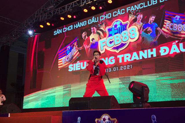 Quán quân Rap Việt ICD đốt cháy bầu không khí đêm Gala