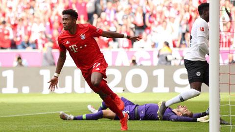 Alaba đang được Liverpool mời chào mức lương 175.000 bảng/tuần