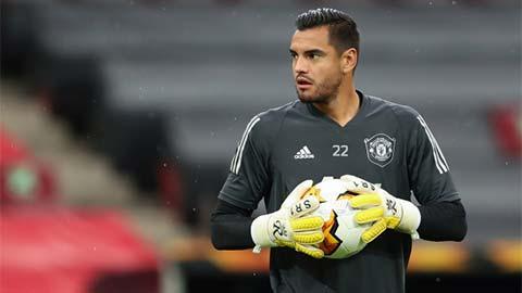 Romero chia tay đồng đội M.U, chuẩn bị gia nhập Boca Juniors