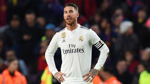 Ramos không còn muốn ở lại Real