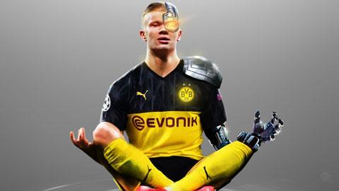 1 năm Haaland sang Dortmund: Cỗ máy hủy diệt mới chỉ bắt đầu nóng máy