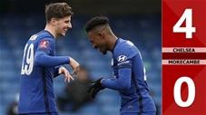 Chelsea 4-0 Morecambe (Vòng 3 FA Cup 2020/21)