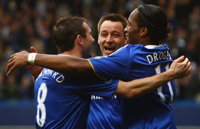 Lampard vẫn thiếu những người như Terry hay Drogba để khích lệ tinh thần toàn đội