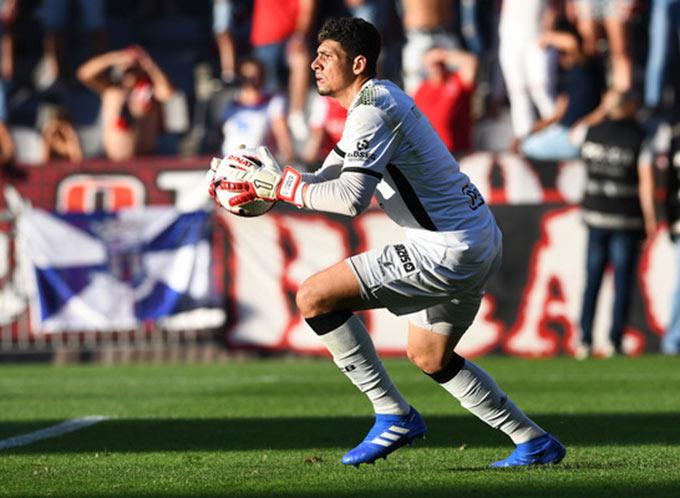 Matheus là thủ môn chủ lực của Braga suốt 6 năm qua