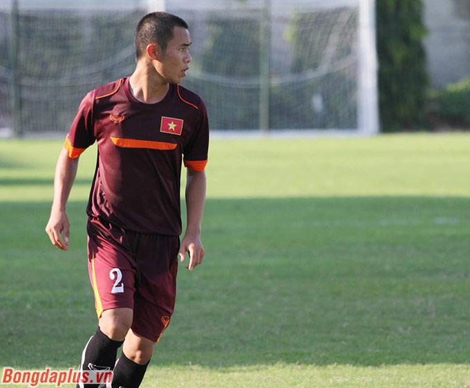 Văn Hoà từng là đội trưởng của U19 Việt Nam - Ảnh: Trí Công