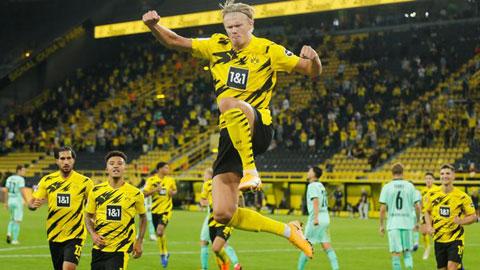 Dortmund & sức bật tuổi trẻ