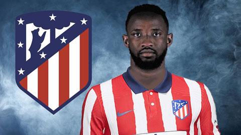 Moussa Dembele sẽ khoác áo Atletico theo hợp đồng cho mượn