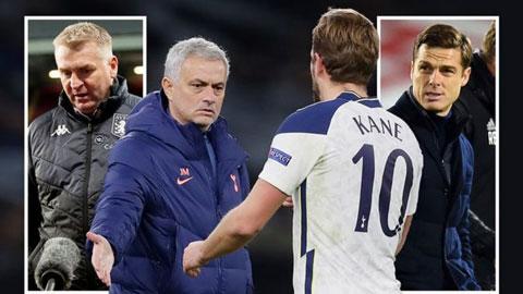 Đổi gấp đối thủ của Tottenham từ Aston Villa thành Fulham