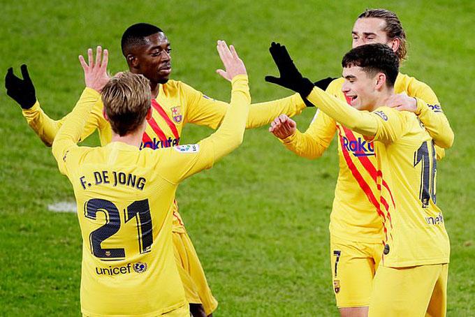 Koeman đã làm gì giúp Barca trở lại cuộc đua vô địch La Liga?
