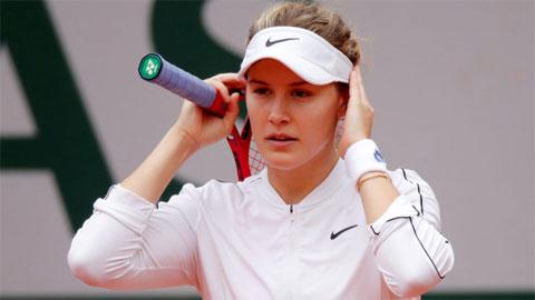 Bouchard thua đối thủ hạng 230 thế giới ở vòng loại Australian Open 2021