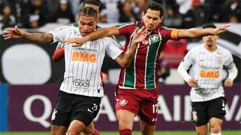 Soi kèo Corinthians vsFluminense,07h30 ngày 14/1