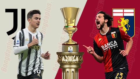 Nhận định bóng đá Juventus vs Genoa, 02h45 ngày 14/01: Lão bà ra oai