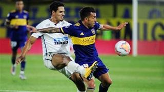 05h15 ngày 14/1: Santos vs Boca Juniors