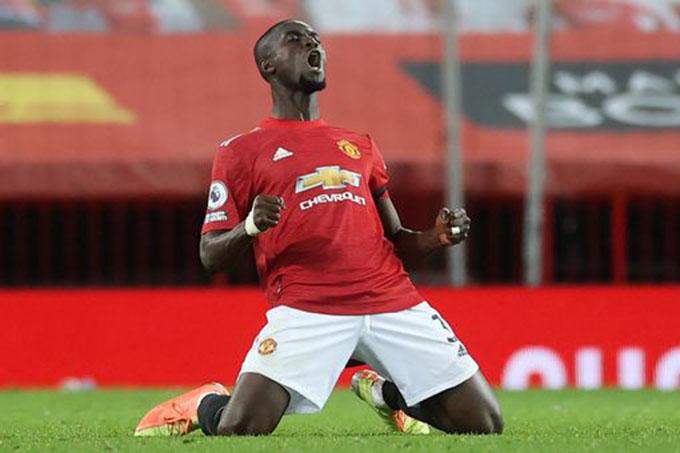 Bailly  mang tới sự chắc chắn cho hàng thủ Man United