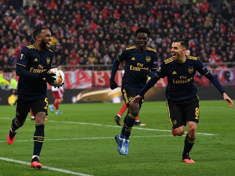 Arsenal tự tin hướng tới chiến thắng thứ 4 liên tiếp tại Premier League
