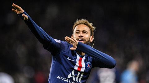 Nhìn lại nửa mùa giải Ligue 1 qua những con số: Neymar vẫn là 'Vua rê bóng'