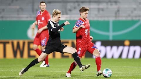 Bayern coi chừng khủng hoảng