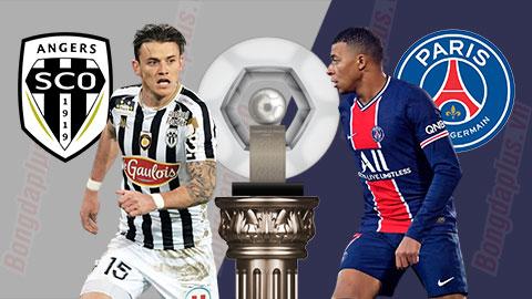 Nhận định bóng đá Angers vs PSG, 03h00 ngày 17/1
