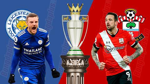 Nhận định bóng đá Leicester vs Southampton, 03h00 ngày 17/1: Nghịch lý King Power