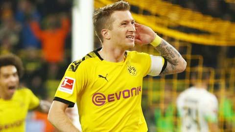 Dortmund vs Mainz: Cơ hội để Reus ''thông nòng'' trở lại
