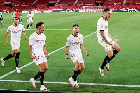 Sevilla sẽ dễ dàng hạ gục Leganes