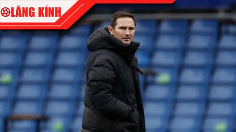 Hãy cho Lampard một trợ lý giàu kinh nghiệm!