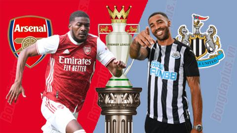 Nhận định bóng đá Arsenal vs Newcastle, 3h00 ngày 19/1: 'Hiệp 2' sẽ khác