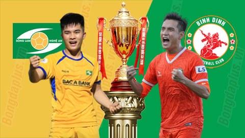 Nhận định bóng đá SLNA vs Bình Định, 17h00 ngày 16/1: Thử thách cho chủ nhà