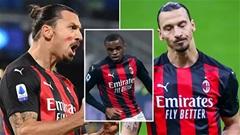 Ibra nổi điên vì đồng đội... đeo găng tay ở trận ra mắt Milan