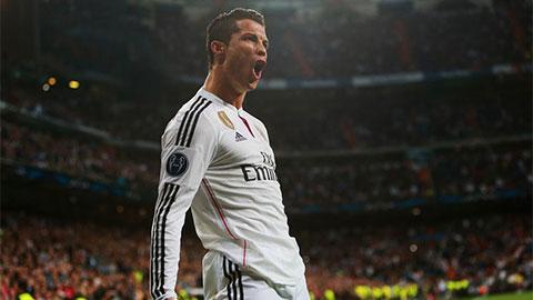 """Real """"quên"""" cách ngược dòng: Thấm thía nỗi nhớ Ronaldo"""